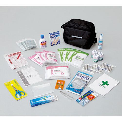 コクヨ 救急用品セット 防災の達人 少人数タイプ DRK-QS1D 【代引不可】【送料無料(一部地域除く)】