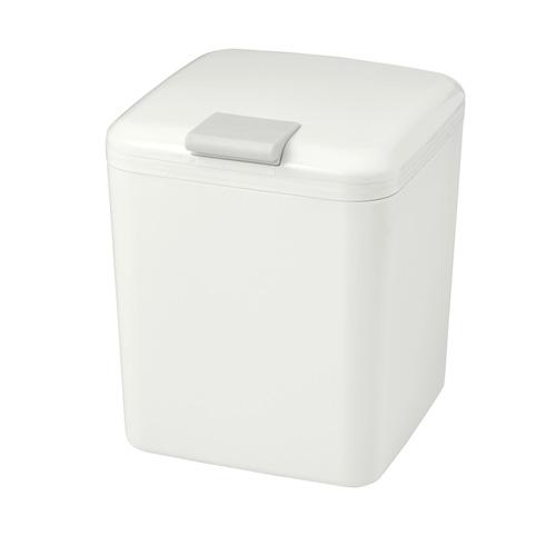 シンプルなのでどんなトイレにもマッチします トイレ用品 サニタリーポット ゴミ箱 スーパーセール期間限定 トイレ用 レック トイレ用ゴミ箱 トイレポット B00212 セール品 ホワイト corron