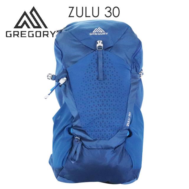 GREGORY グレゴリー ZULU30 ズール 30L M/L エンパイアブルー EMPIRE BLUE 1115807411 バックパック リュックサック