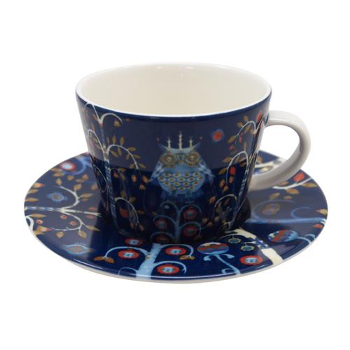 北欧食器 イッタラ iittala タイカ iittala イッタラ Taika タイカ コーヒーカップ&ソーサー 200ml ブルー