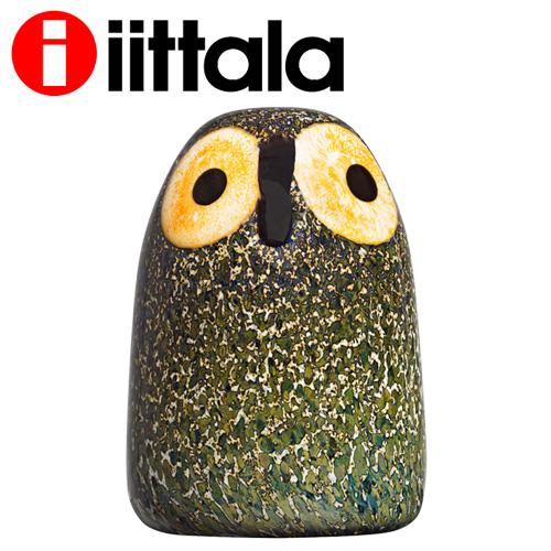 iittala イッタラ バード Birds by Toikka メンフクロウ ヒナ Little Barn Owl リトル バーン オウル 45×65mm 【送料無料(一部地域除く)】