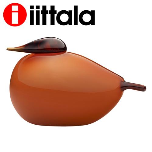 【ワケアリ品】 iittala イッタラ バード Birds by Toikka クーラス オレンジ Kuulas Orange 140×90mm【送料無料(一部地域除く)】