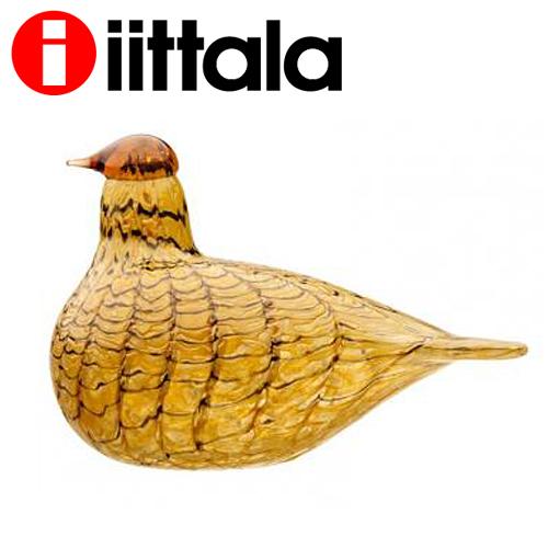 iittala イッタラ バード Birds by Toikka カラフトライチョウ 夏 Summer Grouse 150×110mm 【送料無料(一部地域除く)】