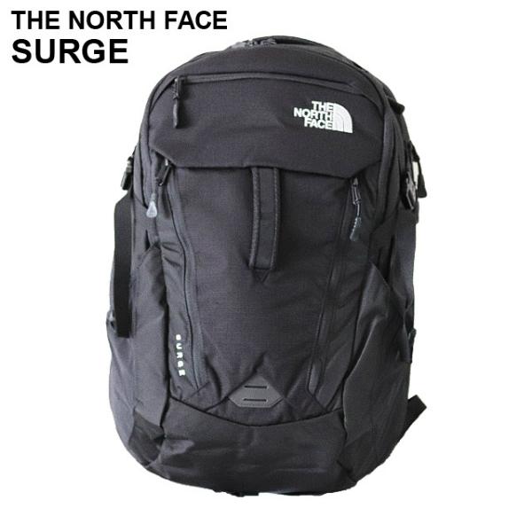 THE NORTH FACE ザ・ノースフェイス SURGE サージ 33L ブラック バックパック T0CLH0JK3【送料無料(一部地域除く)】