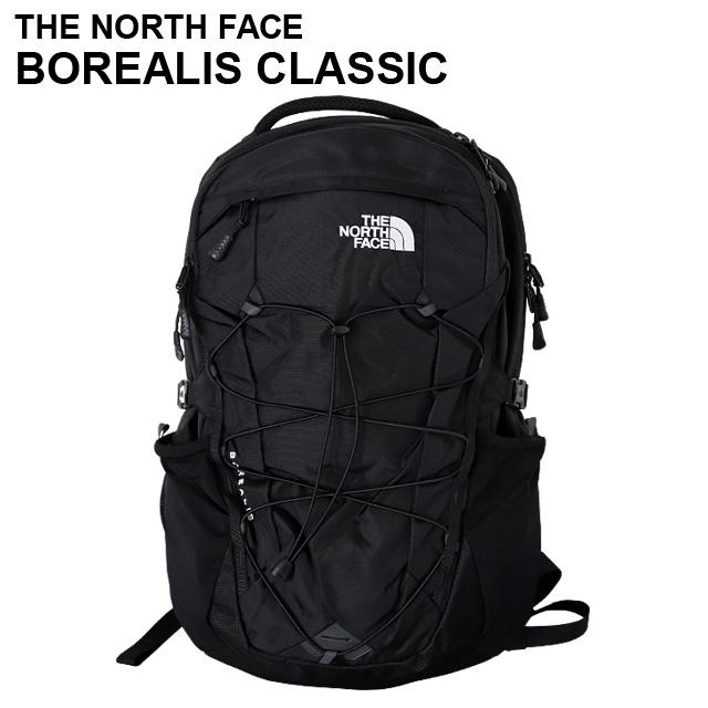 THE NORTH FACE ザ・ノースフェイス BOREALIS CLASSIC ボレアリス クラシック ブラック バックパック 【送料無料(一部地域除く)】