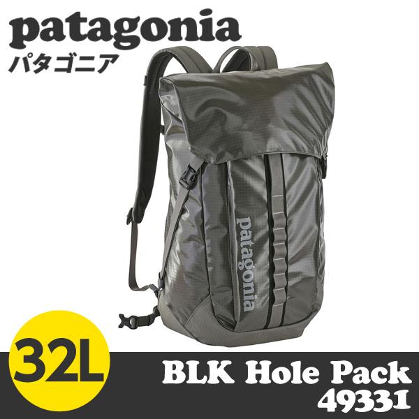 Patagonia パタゴニア 49331 ブラックホールパック 32L ヘキサグレー Black Hole Pack Hex Grey HEXG 【送料無料(一部地域除く)】