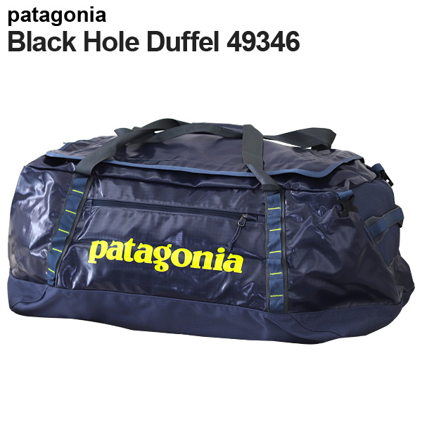 Patagonia パタゴニア 49346 ブラックホールダッフル 90L ドロマイトブルー Black Hole Duffel 【送料無料(一部地域除く)】