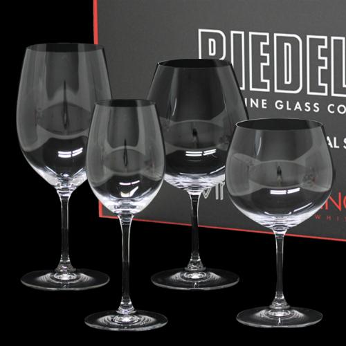 リーデル RIEDEL ヴィノム 5416/47-1 テイスティング 4個セット ワイングラス 【送料無料(一部地域除く)】
