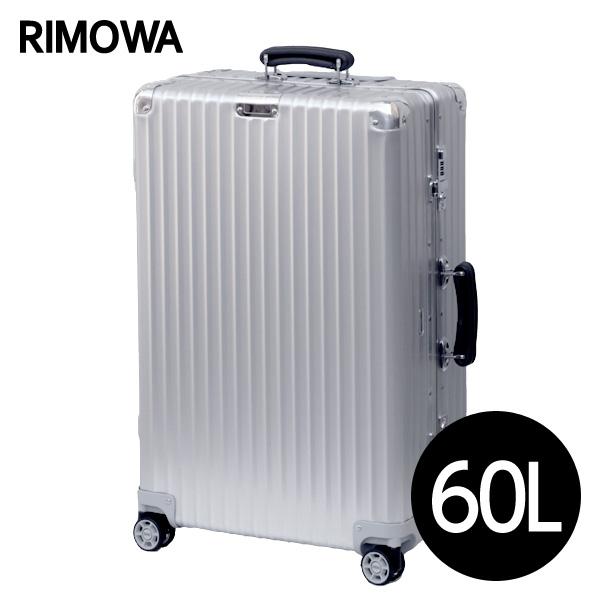 リモワ RIMOWA クラシックフライト CLASSIC FLIGHT マルチホイール 60L シルバー スーツケース 971.63.00.4【送料無料(一部地域除く)】