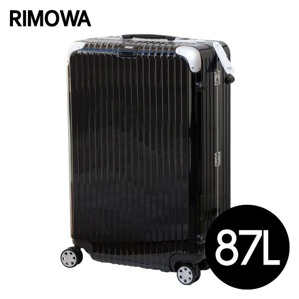 RIMOWA リモワ リンボ 87L ブラック LIMBO スーツケース 881.73.50.4【送料無料(一部地域除く)】