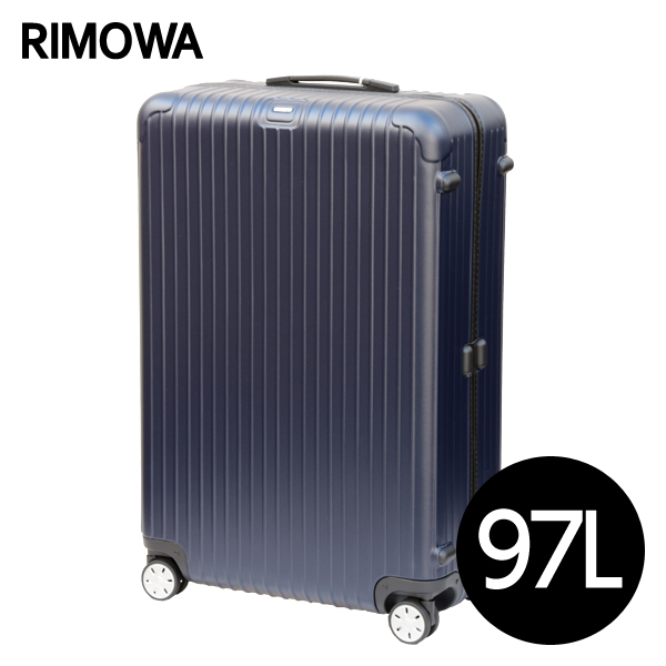 RIMOWA リモワ サルサ 97L マットブルー SALSA 810.77.39.4【送料無料(一部地域除く)】