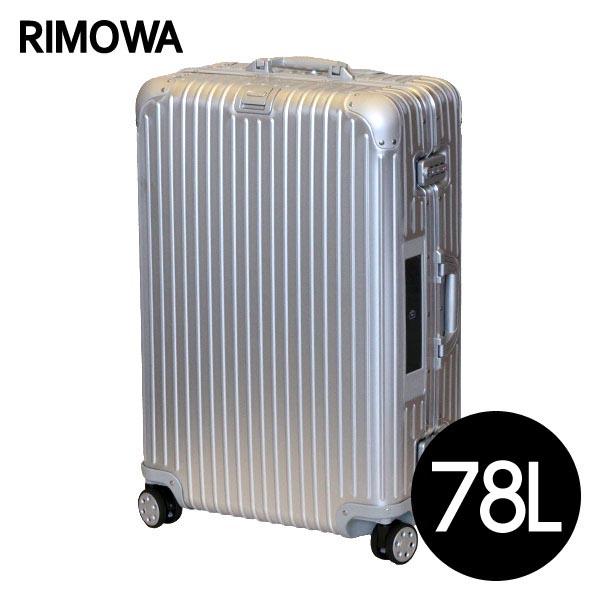リモワ RIMOWA トパーズ 78L シルバーE-Tag TOPAS ELECTRONIC TAG スーツケース 924.70.00.5 【送料無料(一部地域除く)】