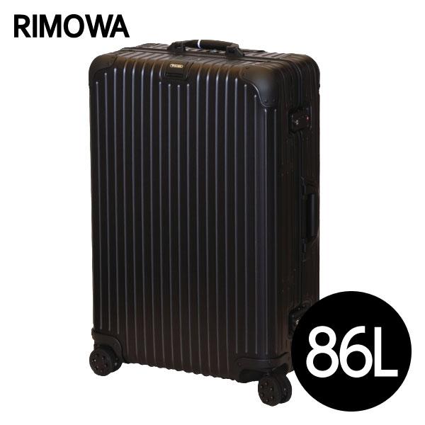 リモワ RIMOWA トパーズ ステルス 86L TOPAS STEALTH スーツケース 924.70.01.4【送料無料(一部地域除く)】