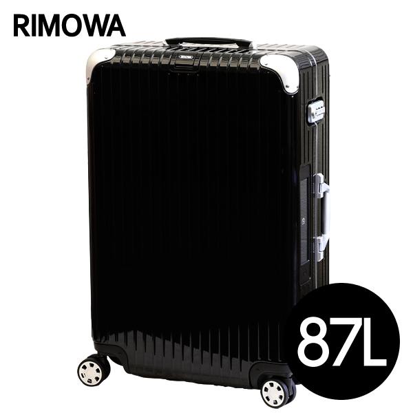 リモワ RIMOWA リンボ 87L ブラック E-Tag LIMBO ELECTRONIC TAG マルチホイール スーツケース 882.73.50.5【送料無料(一部地域除く)】