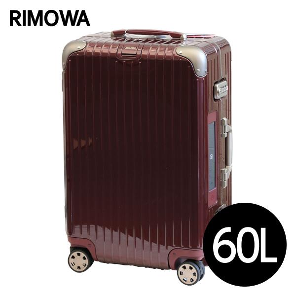 リモワ RIMOWA リンボ 60L カルモナレッド E-Tag LIMBO ELECTRONIC TAG マルチホイール スーツケース 882.63.34.5【送料無料(一部地域除く)】