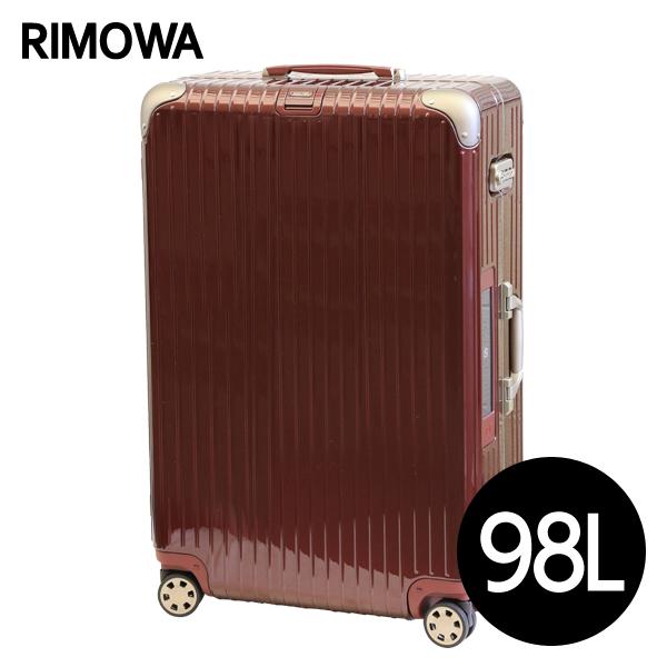 リモワ RIMOWA リンボ 98L カルモナレッド E-Tag LIMBO ELECTRONIC TAG マルチホイール スーツケース 882.77.34.5【送料無料(一部地域除く)】