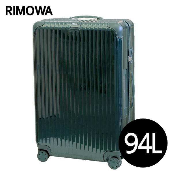 リモワ RIMOWA ボサノバ 94L ジェットグリーン/グリーン E-Tag BOSSA NOVA ELECTRONIC TAG スーツケース 870.77.40.5【送料無料(一部地域除く)】