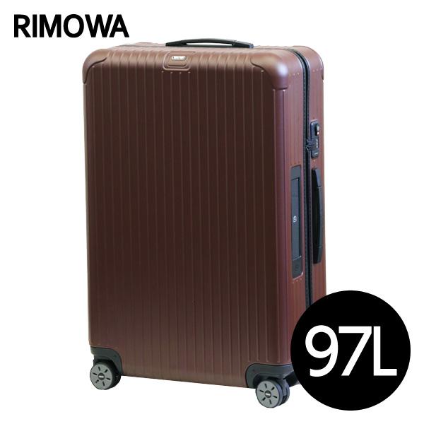 リモワ RIMOWA サルサ 97L カルモナレッド E-Tag LIMBO ELECTRONIC TAG マルチホイール スーツケース 811.77.14.5【送料無料(一部地域除く)】
