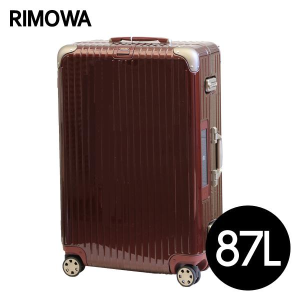リモワ RIMOWA リンボ 87L カルモナレッド E-Tag LIMBO ELECTRONIC TAG マルチホイール スーツケース 882.73.34.5【送料無料(一部地域除く)】
