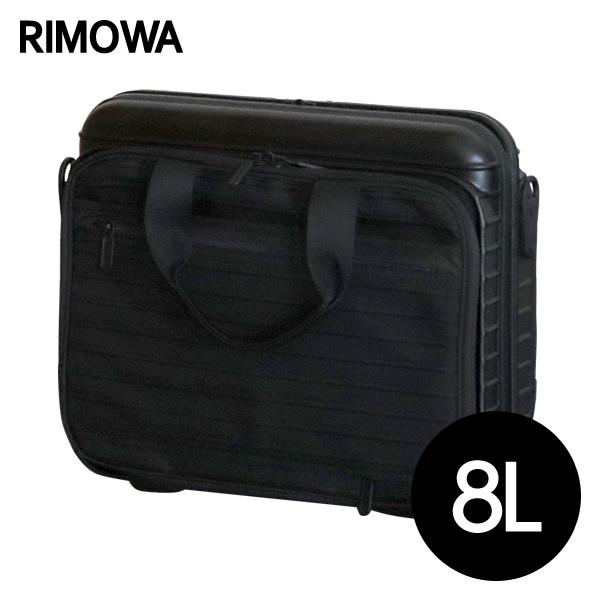 リモワ RIMOWA ボレロ 8L ブラック BOLERO NOTEBOOK ノートブック ブリーフケース 865.05.32.0 【送料無料(一部地域除く)】