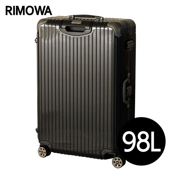 リモワ RIMOWA リンボ 98L グラナイトブラウン LIMBO マルチホイール スーツケース 881.77.33.4 【送料無料(一部地域除く)】