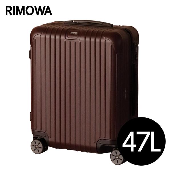 リモワ RIMOWA サルサ 47L カルモナレッド SALSA マルチホイール スーツケース 811.56.14.4 【送料無料(一部地域除く)】