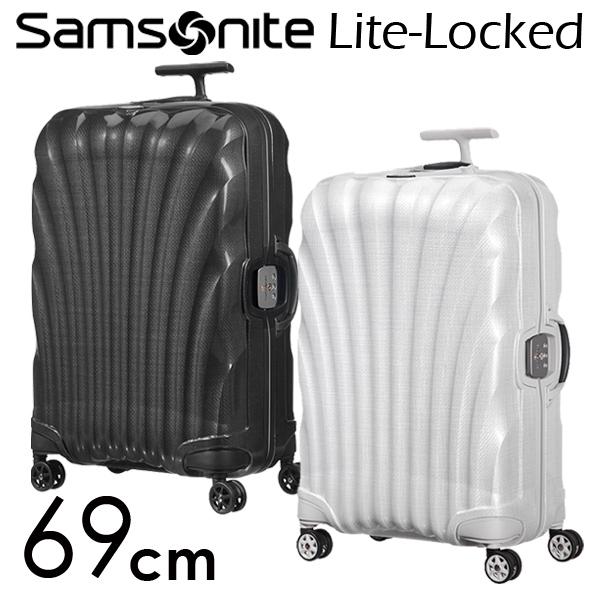 サムソナイト ライトロックト NEW スピナー 69cm Samsonite Lite-Locked NEW Spinner 68L 【送料無料(一部地域除く)】