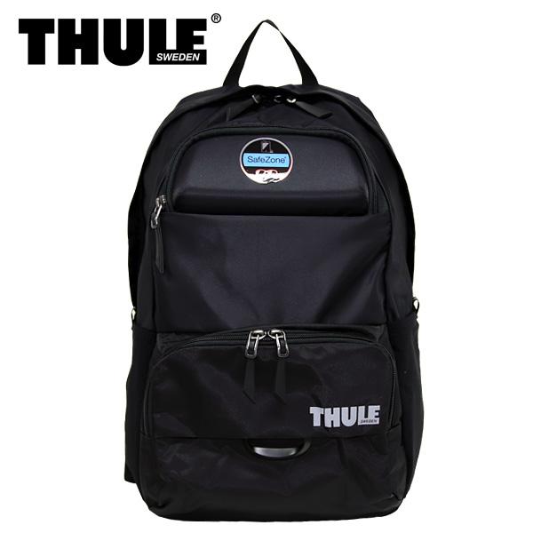【売切れ御免】Thule スーリー Departer Backpack 21L ブラック ディパーター バックパック TDMB115 リュックサック 【送料無料(一部地域除く)】