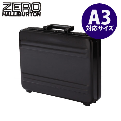 Zero Halliburton公文箱P3-BK P系列黑色ZERO HALLIBURTON puremiashirizuatasshie