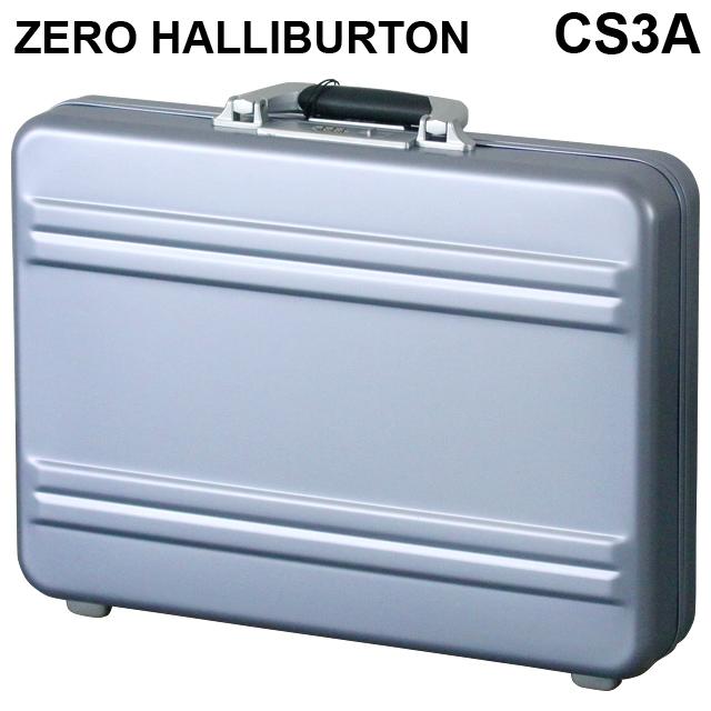 ゼロハリバートン ZERO HALLIBURTON SLシリーズ スリムラインシリーズ2 アタッシュケース ポリッシュブルー A3対応 94354 CS3A-PB 【送料無料(一部地域除く)】
