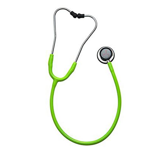 【取寄品】 【一般医療機器】 カスタム ERKA ステソスコープ フィネスIIライト ライムグリーン 【送料無料(一部地域除く)】