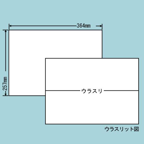 ラベルシール 東洋印刷 E1ZF 再剥離タイプ B4 100シート×5箱【代引不可】【送料無料(一部地域除く)】