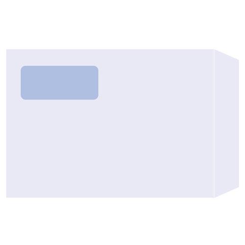 ピーシーエー PA1372F 窓付き封筒(A4 2面単票用) 単票 【旧品番:PA1372】【送料無料(一部地域除く)】