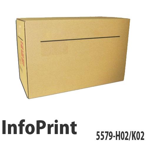 InfoPrint 5579-H02/K02 カートリッジリボン 1セット(6本)【代引不可】【送料無料(一部地域除く)】