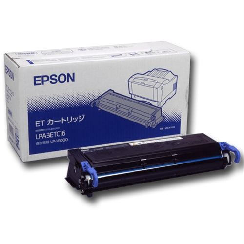 LPA3ETC16 純正品 EPSON エプソン【代引不可】【送料無料(一部地域除く)】