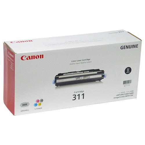 CRG-311 ブラック 純正品 Canon キヤノン【代引不可】【送料無料(一部地域除く)】