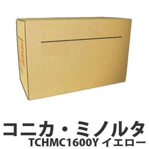 TCHMC1600Y イエロー 純正品 コニカミノルタ【代引不可】【送料無料(一部地域除く)】