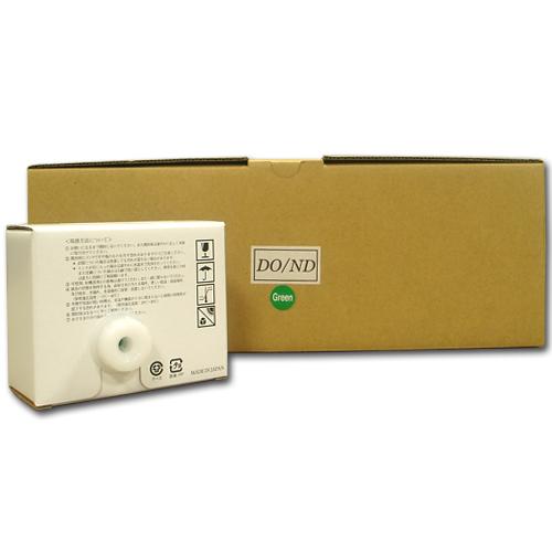 軽印刷機対応インク DO-ND 緑 12本セット 【代引不可】【送料無料(一部地域除く)】