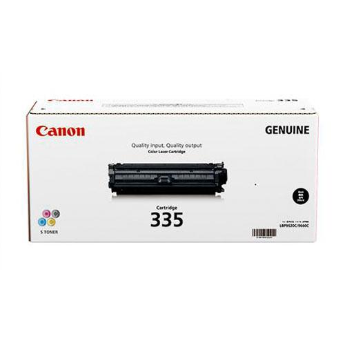 CRG-335BK ブラック 純正品 Canon キヤノン【代引不可】【送料無料(一部地域除く)】