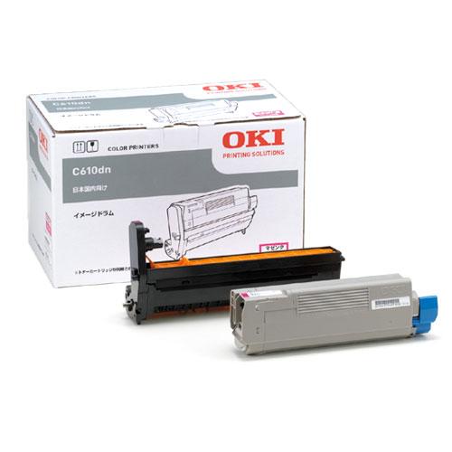 OKI ドラム 純正品 純正ドラム 沖データ トナー プリンタ インク パソコン プリンタ用トナーカートリッジ 沖 引出物 シリーズ 送料無料 一部地域除く マゼンタ イメージドラム C 有名な ID-C4HM 代引不可 対応