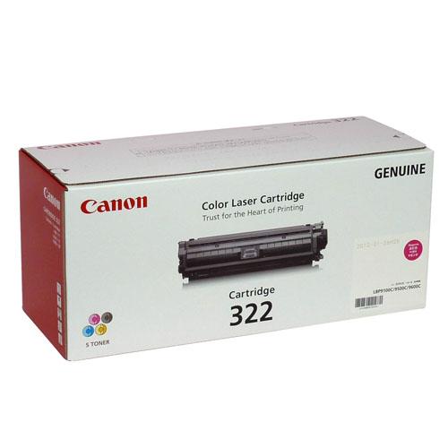 CRG-322 マゼンタ 輸入品 Canon キヤノン【代引不可】【送料無料(一部地域除く)】
