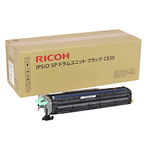 海外並行輸入正規品 IPSIO SP 感光体ドラム C830 ブラック 純正品 純正品 RICOH リコー RICOH C830【】【送料無料(一部地域除く)】, ミツセムラ:f50e2d64 --- promotime.lt