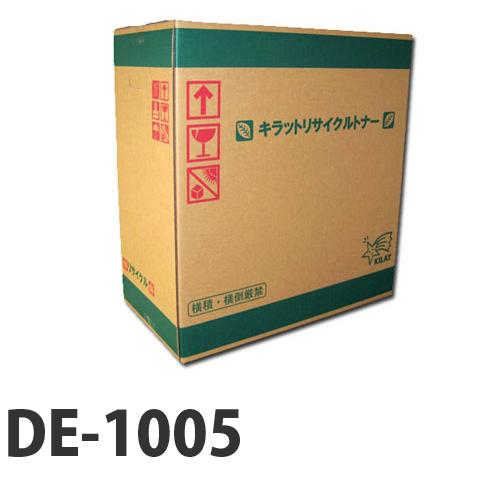 DE-1005 【要納期】 Panasonic対応 リサイクルトナー プロセスカートリッジ 【代引不可】【送料無料(一部地域除く)】