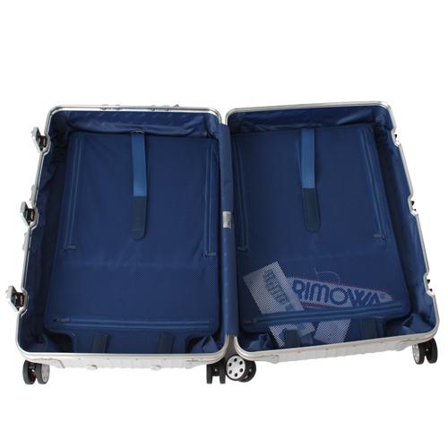 RIMOWA rimowa Topaz 84 silver TOPAS suitcase 920.73.00.4 (932.73)