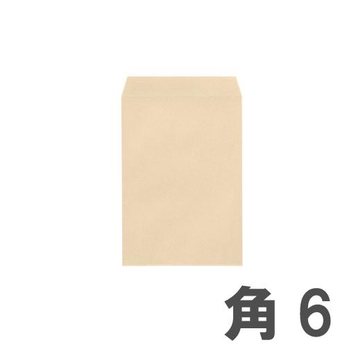 角6サイズ 封筒 格安店 ノート 紙製品 文房具 事務用品 雑貨 100枚 贈物 クラフト封筒 郵便枠無 文具 85g 角6