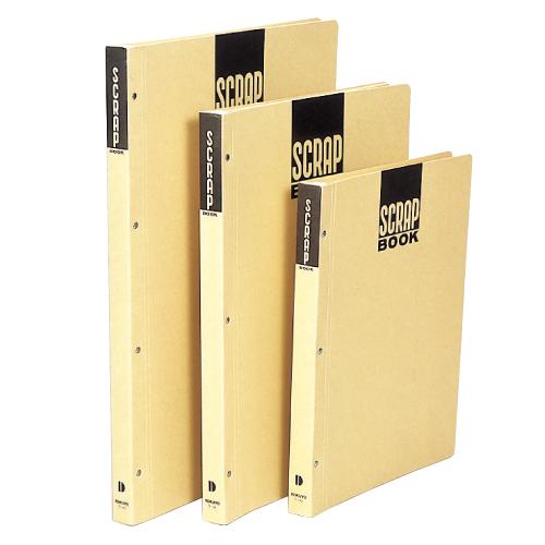 B4サイズ バインダー スクラップブック 5%OFF ファイル 文房具 春の新作シューズ満載 事務用品 雑貨 B4 コクヨ 文具 とじこみ式