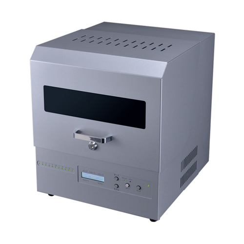 ライオン事務器 据置型充電収納庫 SWITCH BACK 蓋付きタイプ SB100 タブレット充電 保管 収納 【代引不可】【送料無料(一部地域除く)】