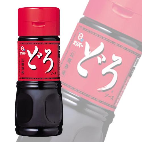 神戸発祥の万能ソース ソース 調味料 食品 オリバー 当店一番人気 たれ どろソース 360g 正規認証品 新規格