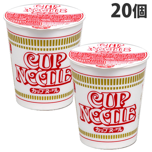 しょうゆ味 インスタントラーメン 日本正規品 インスタント食品 インスタント麺 麺類 食品 ラーメン 20個 カップヌードル 海外 カップ麺 即席麺 日清食品 カップラーメン