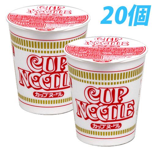 Nissin foods cup noodles 20 pieces